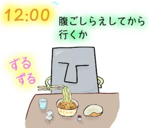 ヒコザル・コミュニティデイ〜その①〜【モアイだ像の!!4コマ漫画でポケモンGO!】